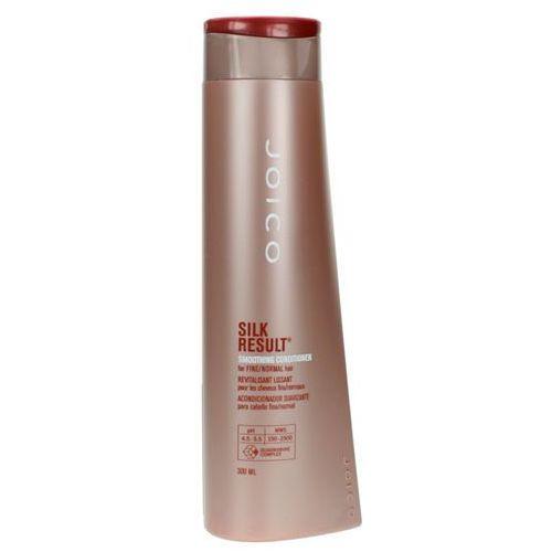 Joico Silk Result - odżywka wygładzająca do włosów grubych i szorstkich 300 ml - produkt z kategorii- odżywki do włosów