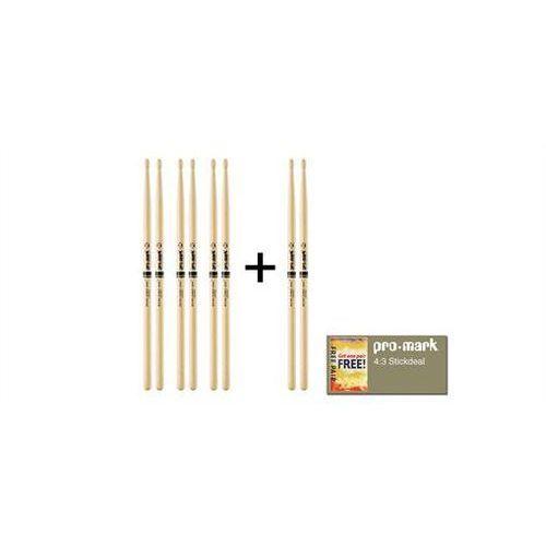 Oferta Zestaw 4 pałek perkusyjnych PRO MARK dąb japoński
