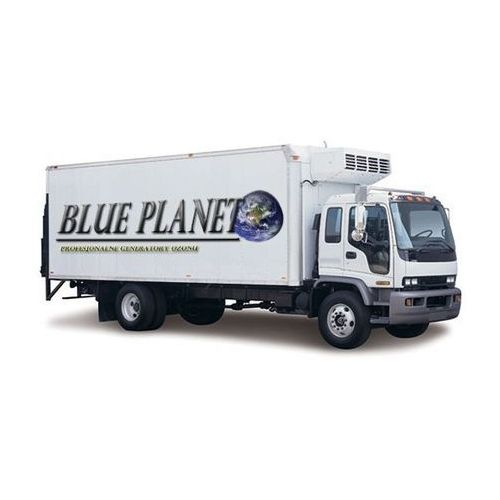Ozon mobile truck od producenta Blueplanet