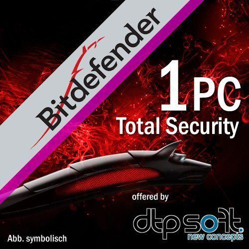 BitDefender Total Security 2016 ENG 1 PC - oferta (75bd6727058526bd)