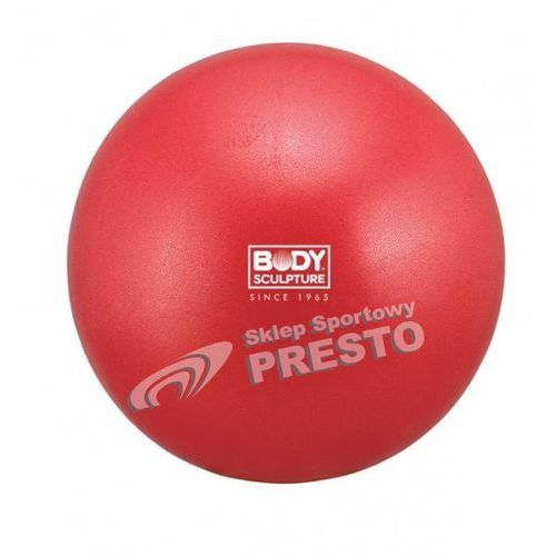 Piłka gimnastyczna  25cm BB013 - niebieski, produkt marki Body Sculpture