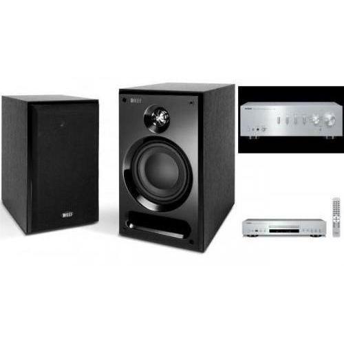 Artykuł YAMAHA A-S501 + CD-S300 + KEF C3 z kategorii zestawy hi-fi
