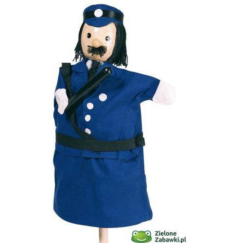 Oferta Policjant, pacynka na rękę, goki (pacynka, kukiełka)
