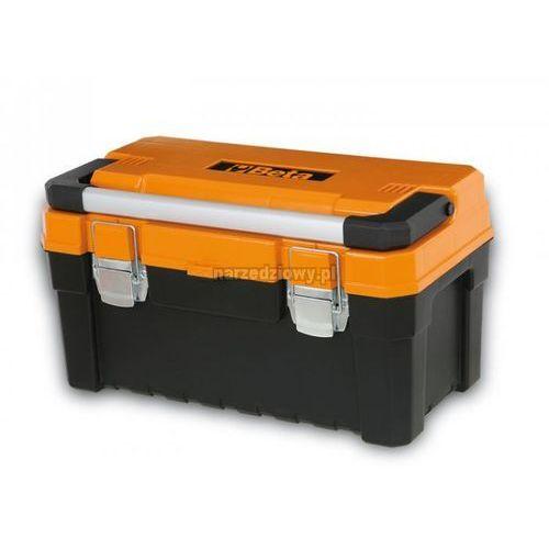 Towar z kategorii: skrzynki i walizki narzędziowe - BETA Skrzynka narzędziowa z tworzywa sztucznego, z wyjmo