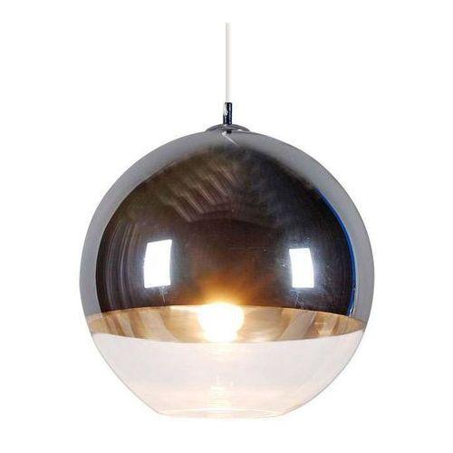 Lampa wisząca Ball 40 srebrna - sprawdź w lampyiswiatlo.pl
