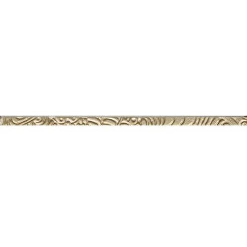 Listwa Szklana Beige 2,3x59,5 (glazura i terakota)