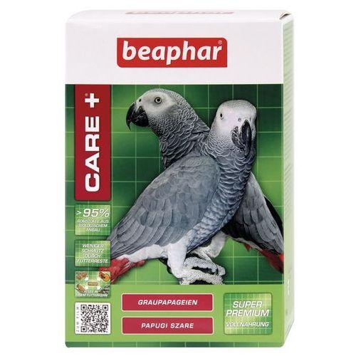 CARE+GREY PARROT 1KG- karma dla papug szarych i innych pap. afrykańskich