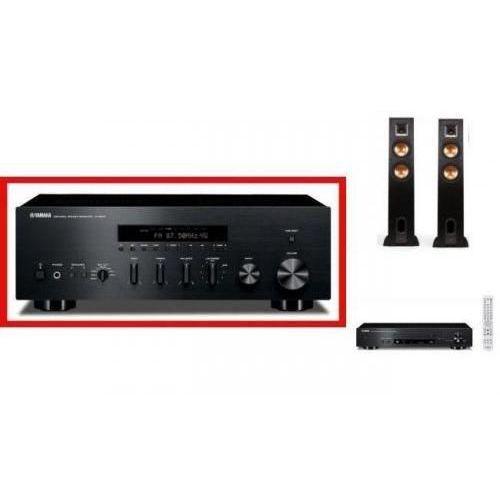 Artykuł YAMAHA R-S500 + CD-N301 + KLIPSCH R-26 z kategorii zestawy hi-fi