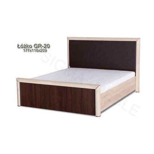 Łóżko GR-20 ze sklepu sigma-meble