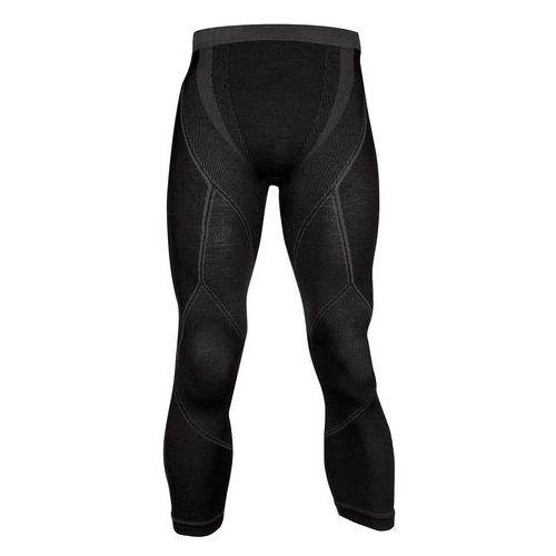 Brubeck Spodnie męskie Extreme Merino LE10250 czarne M - produkt z kategorii- spodnie męskie