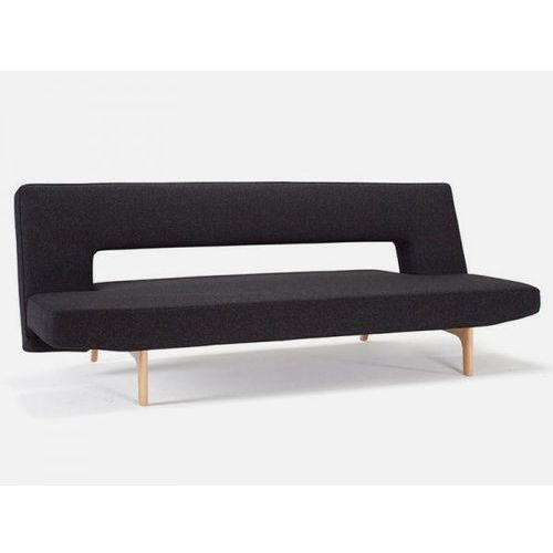 Sofa Puzzle Wood czarna 564  772025564-5, INNOVATION iStyle