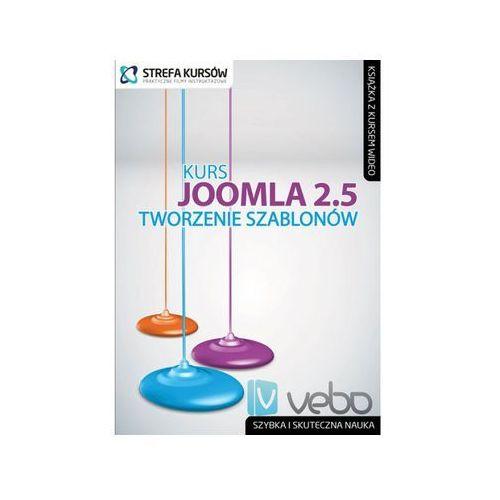 Kurs Joomla 2.5 - Tworzenie szablonów (CD + książka)
