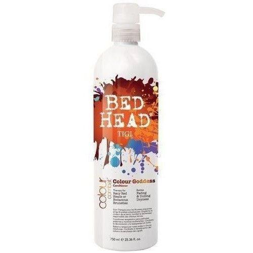 Produkt z kategorii- odżywki do włosów - Tigi Bed Head Combat Colour Goddess Conditioner 200ml W Odżywka do włosów Do włosów ciemnych i rudych + Próbka perfum GRATIS + Wysyłka od 6zł!