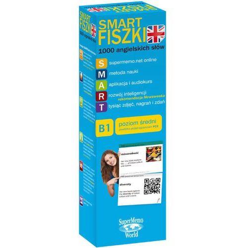 SmartFiszki Angielskie - słownictwo poziom B1