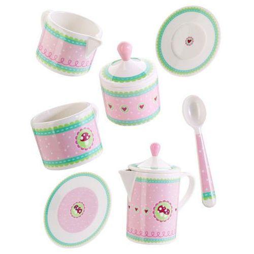 Zestaw szczęśliwy muchomorek (melamina) oferta ze sklepu www.epinokio.pl