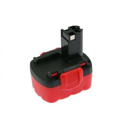 Akumulator bateria 2607335357 do wkrętarki Bosch 14.4V 3000mAh, kup u jednego z partnerów