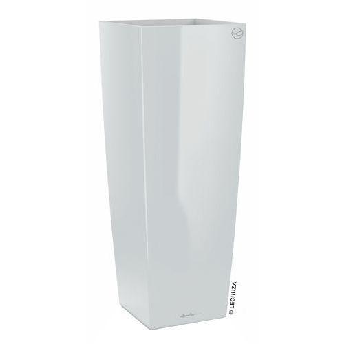 Donica Lechuza Cubico Alto biała, produkt marki Produkty marki Lechuza