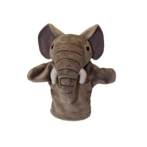 Słoń - pacynka dla najmłodszych (pacynka, kukiełka)
