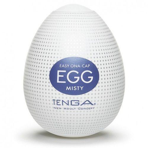 Tenga Egg Misty - Jajka do masturbacji Mgliste (6 szt.) - oferta [05e9407717255538]