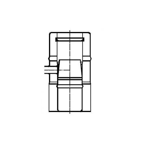 Oferta Termet Odskraplacz koncentryczny pionowy (80/125) z kat.: ogrzewanie