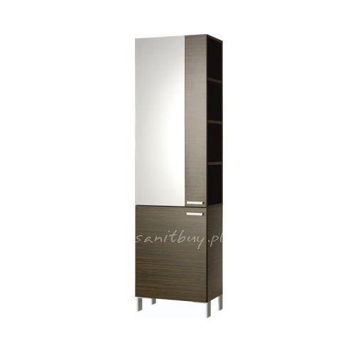 Produkt z kategorii- regały łazienkowe - Szafka Frida Cersanit słupek lewa S525-002