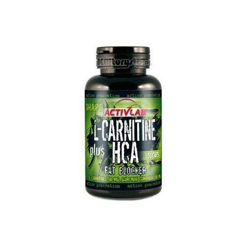 L-Carnitine + HCA - 50 kaps