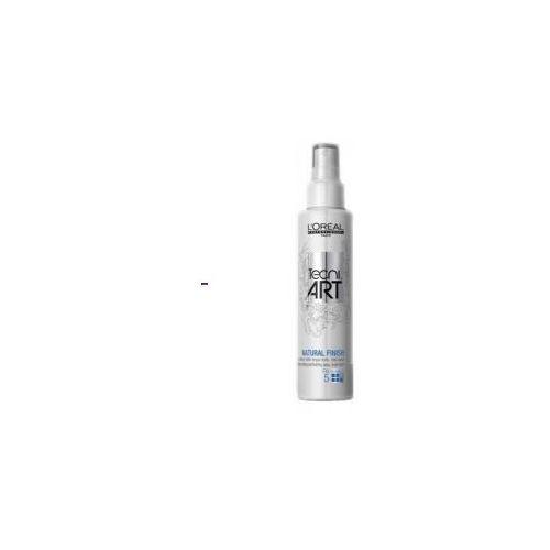 L'oreal Tecni Art Natural Finish (W) spray do włosów 150ml + próbka perfum gratis do zamówienia - produkt z kategorii- odżywki do włosów