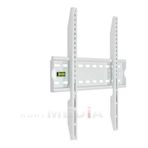 Uchwyt ścienny do lcd/pdp 20''- 50'' slim podwójne mocowanie max.50kg biały od producenta 4world