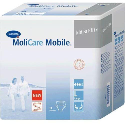 Piel-m. MOLICARE Mobile Nr 2 Medium 14szt. POZNAŃ, kup u jednego z partnerów