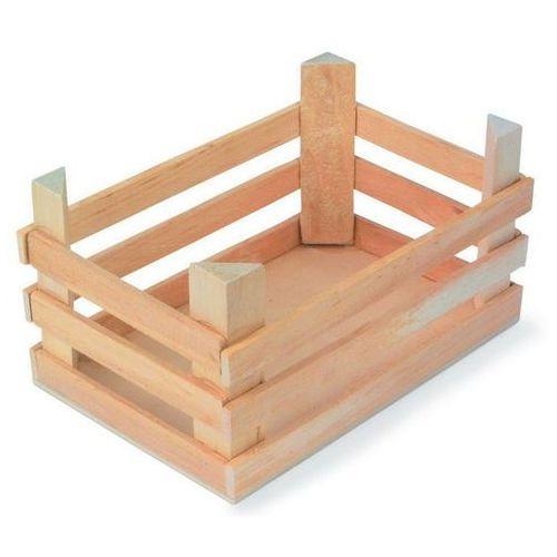 Drewniane skrzynki - 3 szt. oferta ze sklepu www.epinokio.pl