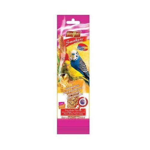 Smakers dla papugi falistej - miodowy Weekend Style [3217], Vitapol