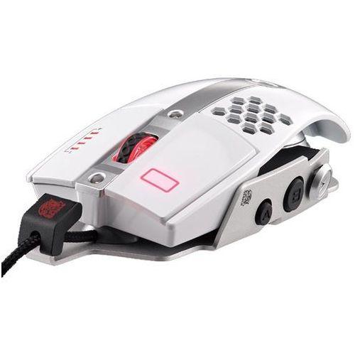 Thermaltake  Level 10 M 8200 DPI Laser Iron White z kat. myszy, trackballe i wskaźniki
