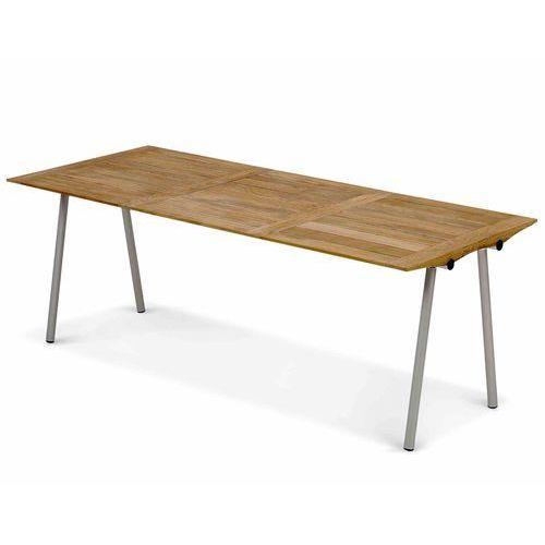 Stół Skagerak Ocean teak 85x201x73 cm (stół ogrodowy)