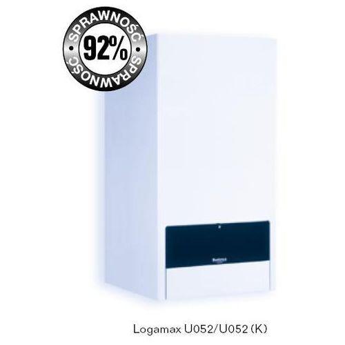 Buderus Logamax U052K 24 kW (bez regulatora), towar z kategorii: Kotły gazowe