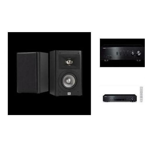 YAMAHA A-S301 + CD-N301 + JBL STUDIO 2 220 - Tanie Raty za 1%