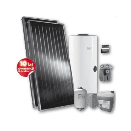 Oferta Immergas IMMERSOLE SUPER 2 x 2.0 + 300 - zestaw solarny z kat.: ogrzewanie