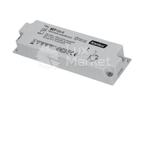 Transformator elektroniczny SET105-K 12V 35-105W z kategorii Transformatory