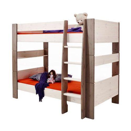 Łóżko piętrowe podwójne Steens for kids ze sklepu Meble Pumo