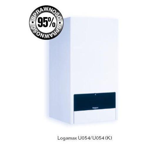 Buderus Logamax U054- 24 kW (bez regulatora), towar z kategorii: Kotły gazowe