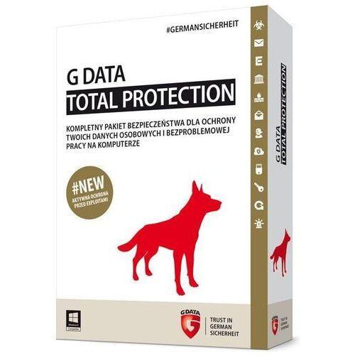 Total Protection G Data 2015 3PC 2LATA BOX, kup u jednego z partnerów