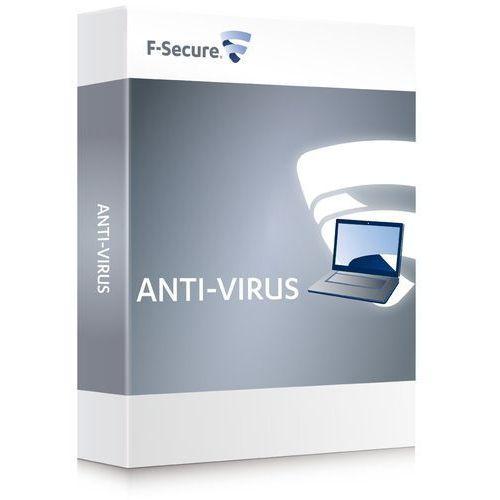 F-Secure AntiVirus 2014 3 PC /12Mies - oferta (15b5dbaf0f9333c4)