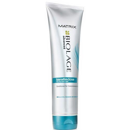 Matrix Biolage Keratindose - odżywka do włosów uwrażliwionych 200ml - produkt z kategorii- odżywki do włosów