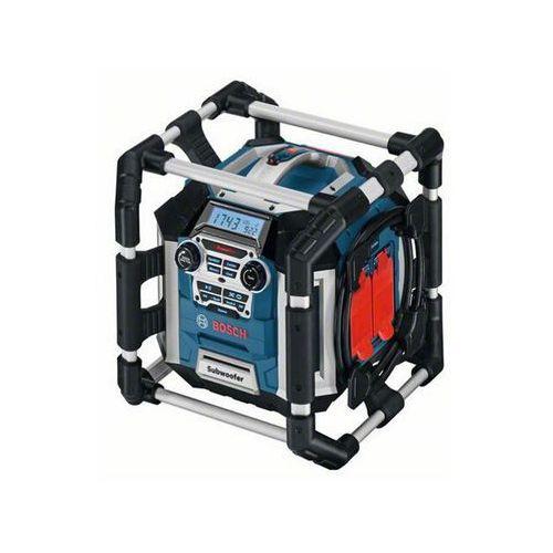 Radio budowlane akumulatorowe GML 50 Professional 6014296W0 Bosch, kup u jednego z partnerów
