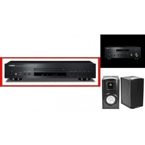 YAMAHA R-S700 + CD-S300 + KLIPSCH B20 - Tanie Raty za 1%
