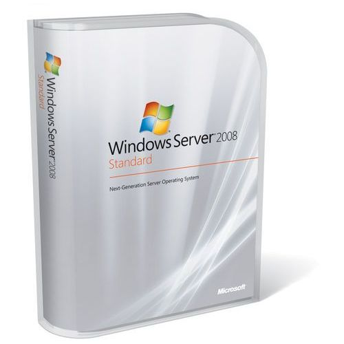 Produkt Ms Windows Server 2008 Standard Ed. R2 Rok (Dvd Media, 5-Cal) X64 Pl