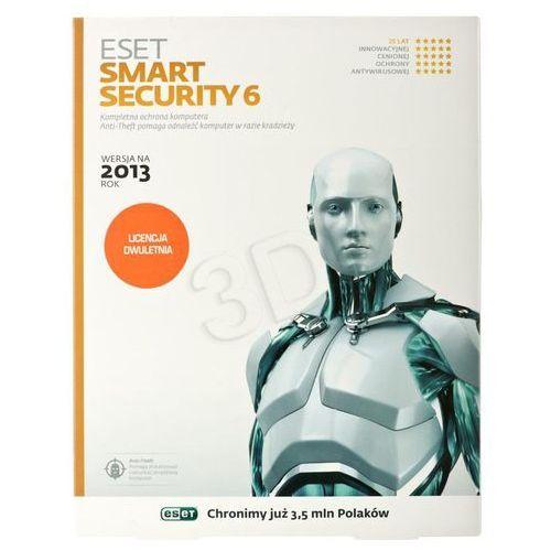 Oferta Eset Smart Security 6.0 1 BOX 1stan/24m-c [15b34173377572d3]