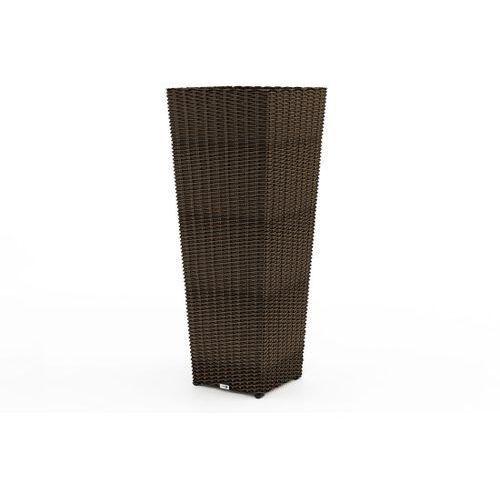 Produkt Donica SCALEO Royal 100 cm brąz, marki Oltre