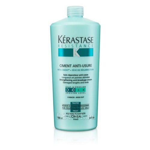 Kerastase Ciment Anti-Usure - Cement odbudowujący [1-2] 1000 ml - produkt z kategorii- odżywki do włosów