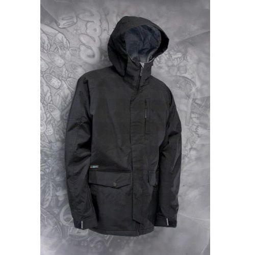 kurtka NUGGET - Holler Child D (BLK) rozmiar: 134 (kurtka dziecięca) od Snowbitch