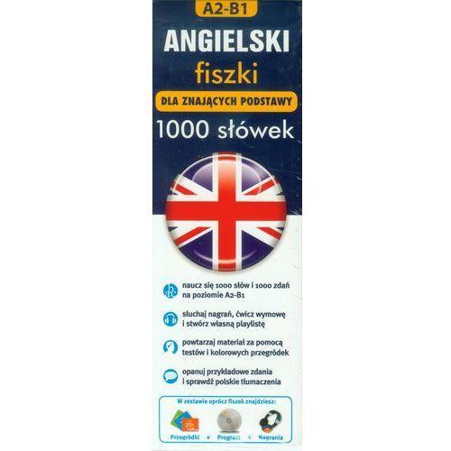 Angielski Fiszki 1000 słówek dla znających podstawy - oferta [35224b75778585c4]